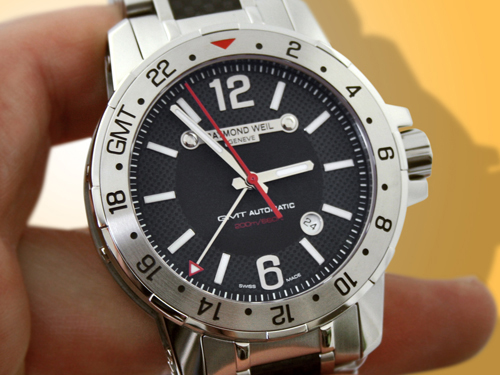 Raymond Weil Nabucco Gmt Automatic Watch Casual Watches