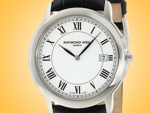 Raymond Weil Tradition Mens Quartz Watch - Avalonit