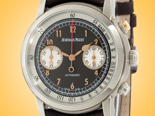 Audemars Piguet Jules Audemars Gstaad Classic Automatic Chronograph Titanium Men's Watch 26558TI.OO.D080VE.01