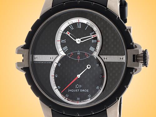 Jaquet Droz Grande Seconde SW Automatic Titanium Men's Watch J029038408