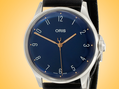 Oris James Morrison Academy of Music Automatic Stainless Steel Men's Watch 01 733 7762 4085-SET