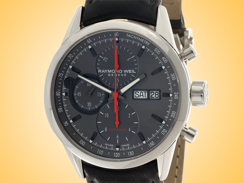 Raymond Weil Freelancer Automatic Chronograph Stainless Steel Men's Watch 7730-STC-60112