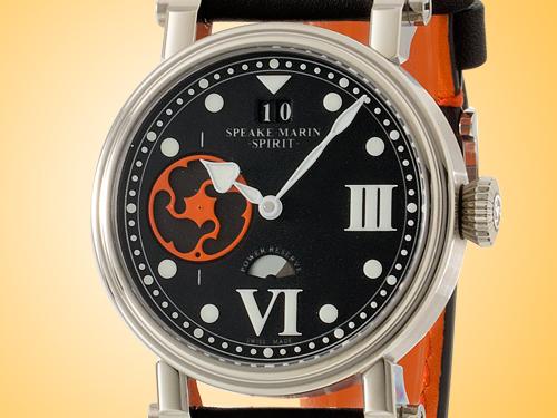 Speake-Marin Spirit Wind Commander Automatic Titanium Men's Watch 20002-54