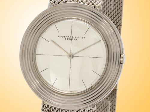 Audemars Piguet Classic 18K White Gold Vintage Watch (Circa 1950-60s)