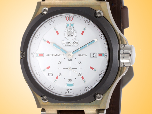 Anonimo Dino Zei Glauco Bronze Men's Watch Model 2016