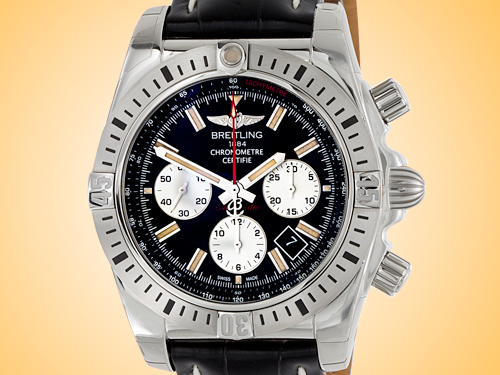 Breitling Chronomat 44 Airborne Automatic Stainless Steel Men's Watch AB01154G/BD13