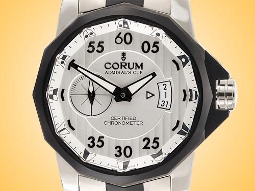 Corum Admiral's Cup Competition 48 Automatic Titanium Men's Watch 947.951.94.V791.AK14