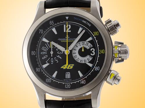 Jaeger-LeCoultre Master Compressor Chronograph Valentino Rossi 46 Men's Watch Q175847V