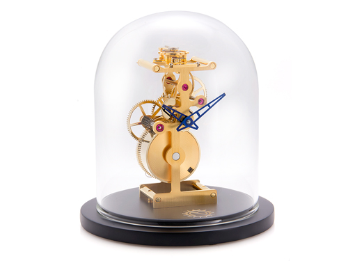 "Matthew Norman ""Diaphane"" Exclusive 8 Days Manual Wind Carriage Clock Model: 50.3562/011"