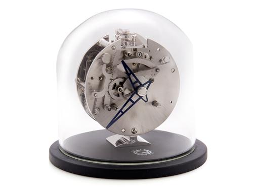 "Matthew Norman ""La Ronde"" 8 Days Manual Wind Carriage Alarm Clock Model: 78.3576/111"