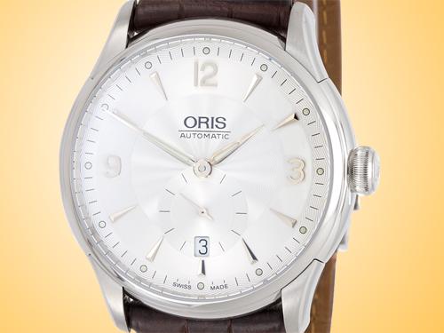 Oris Artelier Date Automatic Stainless Steel Men's Watch 623-7582- 4071LS