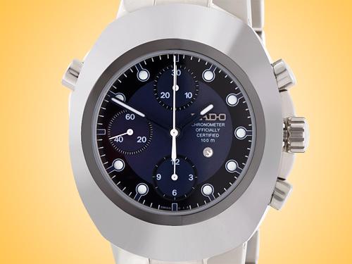 Rado Original Split Second Chronograph Men's Automatic Stainless Steel Watch R12694163