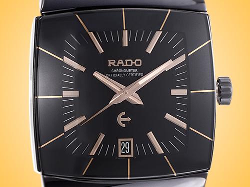 Rado Sintra Automatic Black Ceramic Men's Watch R13663162