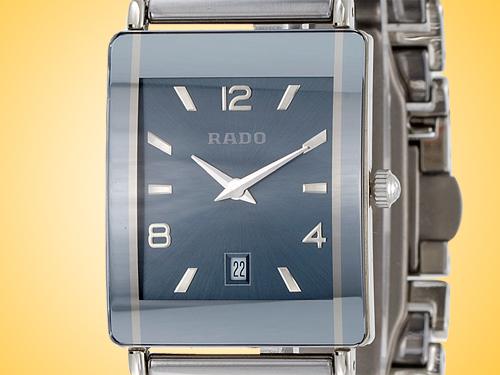 Rado Integral Ceramic Quartz Ladies Watch R0116004863020