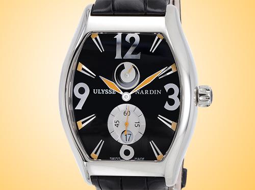 Ulysse Nardin Michelangelo Gigante Chronometer Men�s Automatic Watch 273-68/62