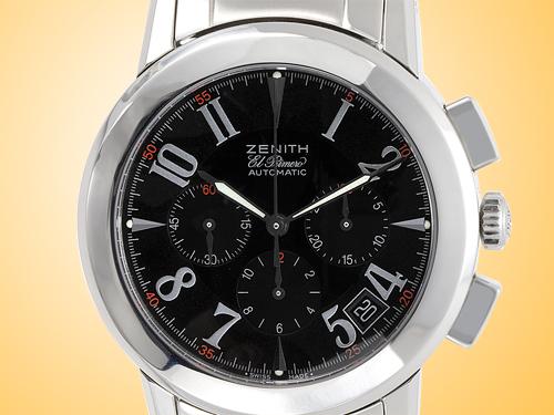 ZENITH Port Royal V El Primero Chronograph Men's Watch 02-0451-400-21