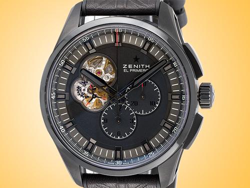 ZENITH El Primero Chronomaster Rolling Stones Automatic Men's Watch 96-2260-4061-21-R575