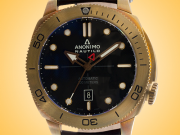 Anonimo Nautilo Automatic Stainless Steel / Bronze Men's Watch AM-1001.04.001.A01