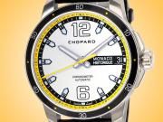Chopard Grand Prix de Monaco Historique Special-edition Automatic Titanium Men's Watch 168568-3001