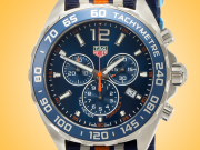 TAG Heuer Formula 1 Stainless Steel Chronograph Men's Watch CAZ1014.FC8196
