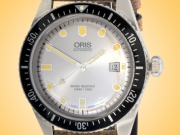 Oris Divers Sixty-Five 42 mm Silver Dial Automatic Stainless Steel Men's Watch 01 733 7720 4051-07 5 21 02