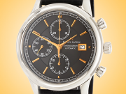 Maurice Lacroix Les Classiques Men's Automatic Stainless Steel Chronograph Watch LC6158-SS001-330-1