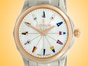 Corum Admiral's Cup Legend 32 Stainless Steel Quartz Ladies Watch A020/02669