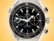 Omega Seamaster Planet Ocean 600M Co-axial Automatic Chronograph Stainless Steel Men's Watch 232.30.46.51.01.00