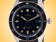 Oris Divers Sixty-Five Automatic Stainless Steel Men's Watch 01 733 7720 4354-07 4 21 18