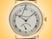 Breguet Classique Retrograde Seconds 18K Yellow Gold Automatic Men's Watch 5207BA/12/9V6