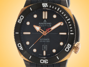 Anonimo Nautilo Automatic Stainless Steel / Bronze Men's Watch AM-1001.05.001.A11