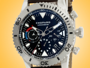 Chopard Mille Miglia Classic Racing Men's Automatic Stainless Steel Chronograph Watch 168463-3001