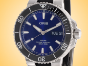 Oris Aquis Big Day Date Automatic Stainless Steel Men's Watch 01 752 7733 4135-07 4 24 64EB