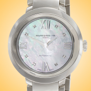 Baume & Mercier Promesse Automatic Stainless Steel Ladies Watch MOA10162