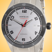 Montblanc Timewalker Date Automatic Stainless Steel Men's Watch 116057