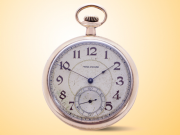 Waltham Antique Gold-filled Open Face Pocket Watch – Model 1894 (Circa 1926)