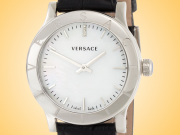 Versace Acorn Stainless Steel Ladies Watch Model: VQA050017
