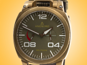 Anonimo Militare Alpini Power Reserve Bronze Case Limited-edition Automatic Men's Watch AM.1010.04.002.A01