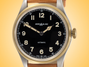 Montblanc 1858 Collection Automatic Stainless Steel / Bronze Men's Watch 116241