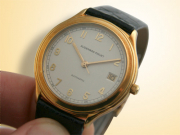 Audemars Piguet Automatic 18K Yellow Gold Classic Watch
