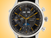 Maurice Lacroix Les Classiques Phases de Lune Automatic Chronograph Stainless Steel Men's Watch LC6078-SS001-331-1