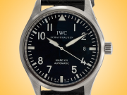 IWC Classic Pilot Mark XVI Men's Automatic Stainless Steel Watch IW3255-01