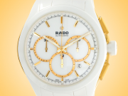 Rado HyperChrome XXL Automatic Chronograph Plasma High-tech Ceramic Watch R32037012