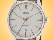 Oris Artelier Chronometer Automatic Stainless Steel Case Men's Watch 01 737 7721 4031-07 5 21 33FC