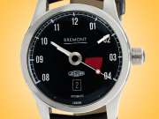 Bremont Jaguar MKIII Automatic Stainless Steel Men's Watch BJ-III/BK/R