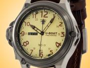 U-Boat Tipo 01 Titanio BE/BR Automatic Limited-Edition Titanium Men's Watch 7900