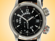 Jaeger LeCoultre Master Compressor Dualmatic Men's Automatic Stainless Steel Watch 146.8.02