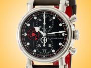 Speake-Marin Spirit Seafire Red Men's Automatic Titanium Chronograph Watch 20003-52