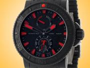 "Ulysse Nardin Maxi Marine Diver Chronometer Diver ""Black Sea"" Special Edition Men's Watch 263-92-3C"