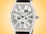 Ulysse Nardin Ludovico Perpetual Calendar 18K White Gold Automatic Men's Watch 330-48